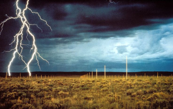 "Walter De Maria, known for his simple, yet massive, witty, and disorienting environmental works, the most famous of which was ""The Lightning Field"